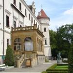Konopiště Castle Private Tour Prague Airport Transfers
